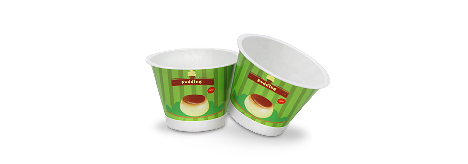 190ml Pudding Cup